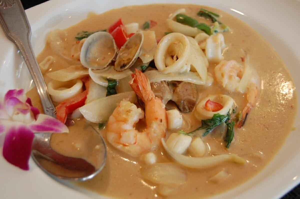 Thai Food In Beaufort