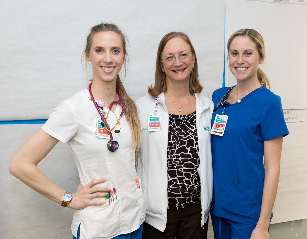 Two Beaufort Memorial Hospital Nurses Honored With Daisy