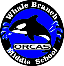 Whale Branch Middle School logo